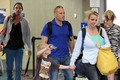 Britney Spears And Family Arrive In Maui [1 July 2012] - britney-spears photo