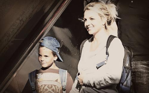 Britney and Sean Preston