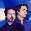 Bruce Banner & Tony Stark
