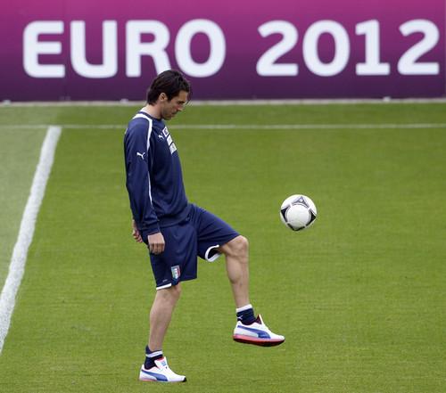 Buffon EURO 2012