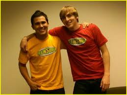Carlos and Kendall on BrainSurge