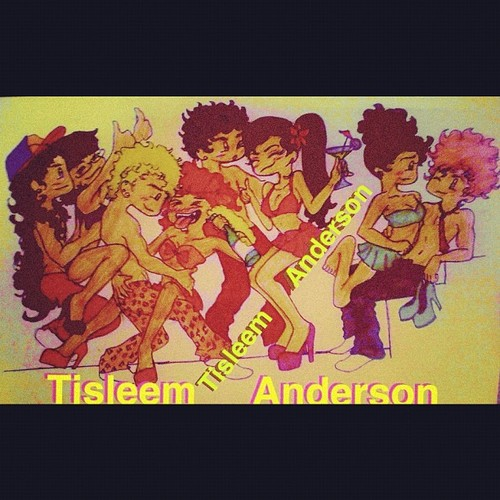 Princeton (Mindless Behavior) wallpaper containing anime titled Cartoon Drawings Of Princeton & Mindless Behavior!!!! ;) =O