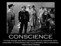 Casablanca on Conscientious