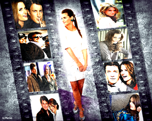 Caskett Collage