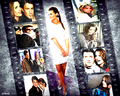 Caskett Collage - castle wallpaper