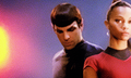 Casting pics - spock-and-uhura photo