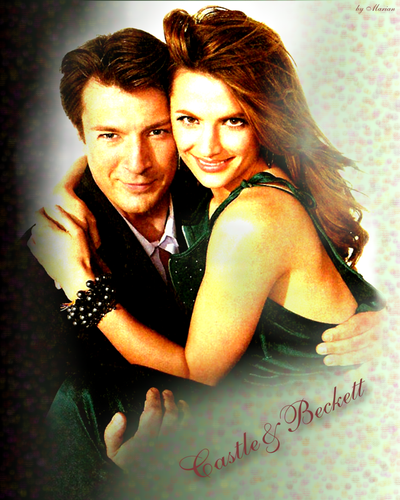 Castle&Beckett - castle Photo