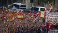 Celebration and Parade through Madrid