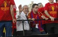 Celebration and Parade through Madrid - spain-national-football-team photo