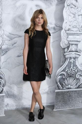 Chanel - Paris Fashion Week - July 3, 2012
