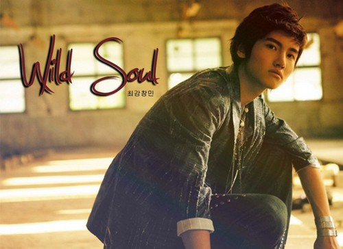 Max Changmin wallpaper probably with a hip boot and a sign titled Changmin/wild soul