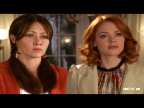 Charmed prue and Paige - charmed Photo