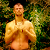 Chris Hemsworth photo containing a hunk, skin, and a six pack titled Chris Hemsworth /Kale