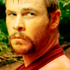 Chris Hemsworth 사진 with a portrait titled Chris Hemsworth /Kale