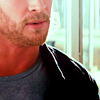 Chris Hemsworth photo possibly containing a portrait called Chris Hemsworth /Thor