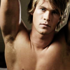 Chris Hemsworth photo probably containing a hunk, a dumbbell, and a six pack titled Chris Hemsworth