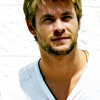 Chris Hemsworth photo with a portrait called Chris Hemsworth