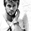 Chris Hemsworth photo with a portrait called Chris Hemsworth
