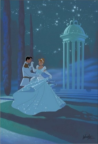 Cinderella Dancing at the Ball - disney-princess Photo