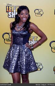 Coco at the Let it Shine Premiere