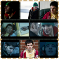 Colin  - colin-morgan fan art