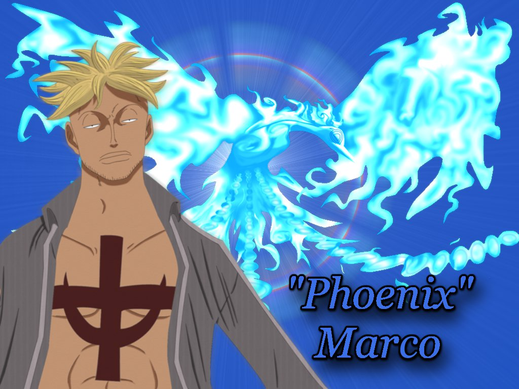 Commander of the first division Marco