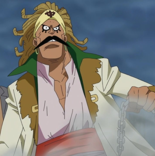 Edward Whitebeard Newgate achtergrond probably containing anime called Commander of the seventh division Rakuyou