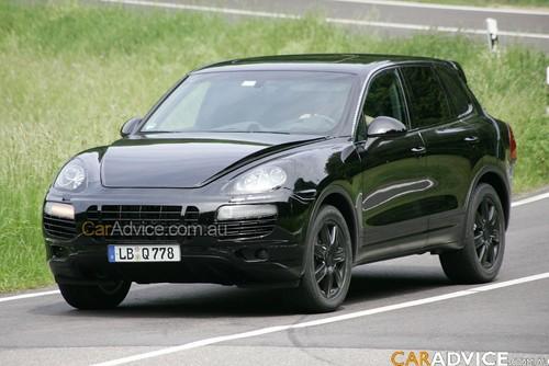 Cool Porsche Cayenne