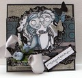 Corpse Bride Card