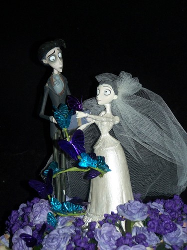 Corpse Bride's characters