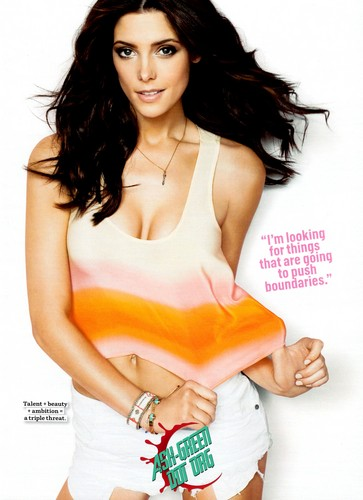 Cosmopolitan USA - (HQ) - ashley-greene Photo