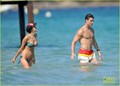 Cristiano Ronaldo and Irina Shayk's French vacation - cristiano-ronaldo photo