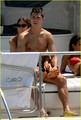 Cristiano Ronaldo and Irina Shayks French vacation - cristiano-ronaldo photo