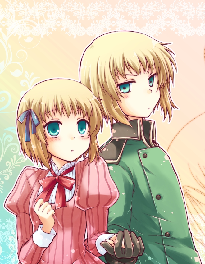Switzerland(Hetalia) images Cute Switzy and Lilli! HD ...