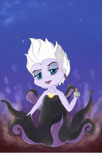 Cute Ursula