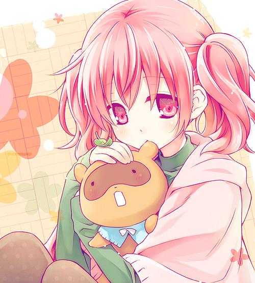 Right! seems Cute anime girl opinion