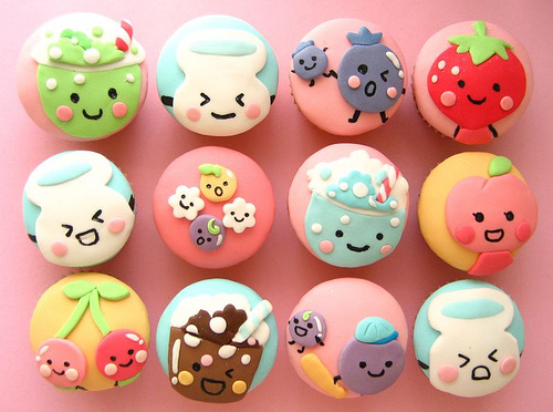 Cupcake Gallery Images Cute Cupcakes Wallpaper And Background Photos