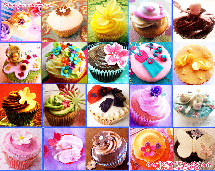 Cute Cupcakes Pictures Cupcake Gallery Cute Cupcakes
