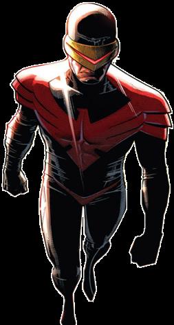 Cyclops / Scott Summers as one of the Phoenix Five
