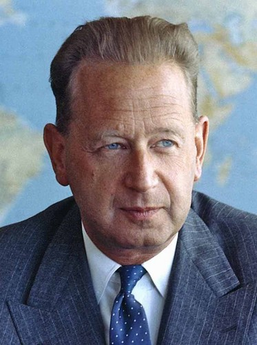 Dag Hjalmar Agne Carl Hammarskjöld (29 July 1905 – 18 September 1961) - celebrities-who-died-young Photo