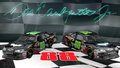 Dale Earnhardt Jr Victory Lane Dark Knight wallpaper 16x9