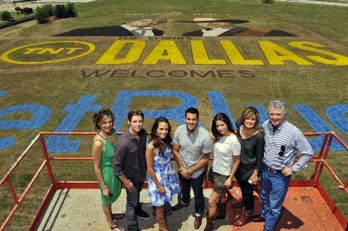 Dallas 2012 cast
