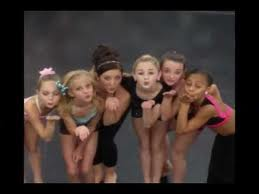 Dance moms girls
