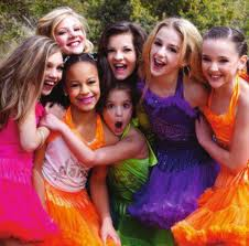 Dance Moms wallpaper probably with a park bench and a bridesmaid entitled Dance moms girls