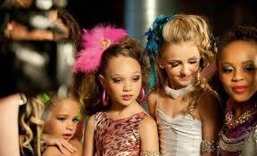 Dance moms girls