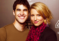 Darren & Dianna - dianna-agron photo