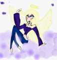 Dawn: The purple Angel - total-drama-revenge-of-the-island-tdroti fan art