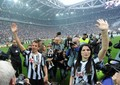 Del Piero last game in Juventus