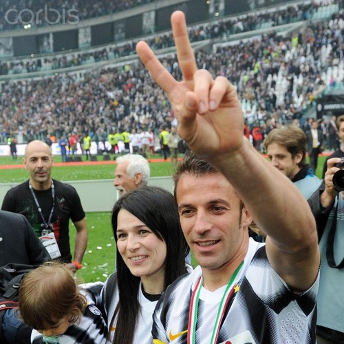 Del Piero last game in Juventus - alessandro-del-piero Photo