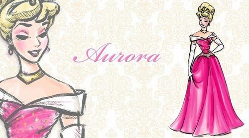 디즈니 Designer Princesses: Aurora